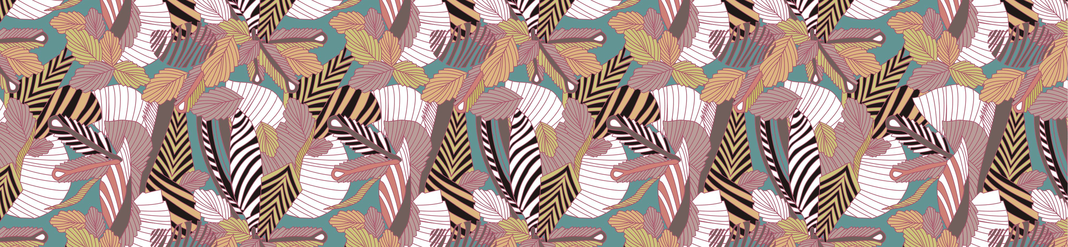 TropicalLush-pattern